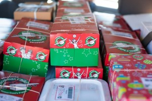 Operation Christmas Child - 2015